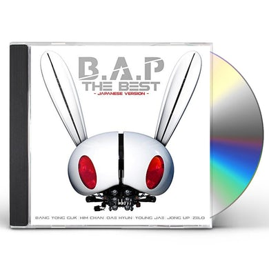 B.A.P THE BEST (JAPANESE EDITION) CD
