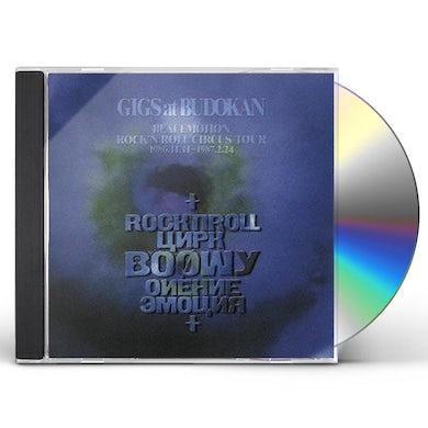 GIGS AT BUDOKAN BEAT EMOTION RROLL CIRCUS TOUR 1986.11.11.-1 CD