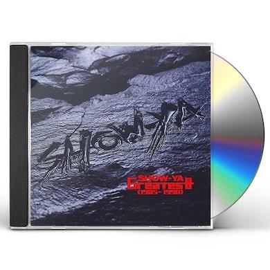 SHOW-YA GREATEST 1985-1990 CD