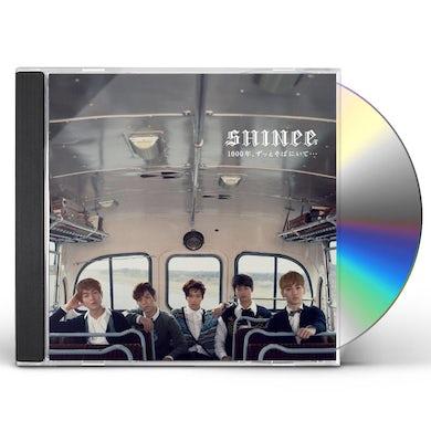 SHINee SEN NEN.ZUTTO SOBA NI ITE CD
