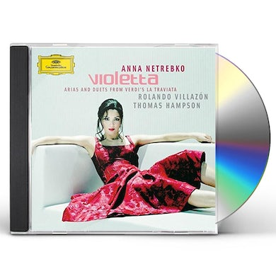 Anna Netrebko VIOLETTA: LIMITED CD