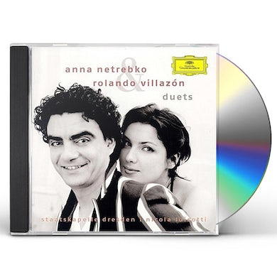 Anna Netrebko DUETS: LIMITED CD