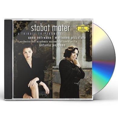 Anna Netrebko PERGOLESI: STABAT MATER: LIMITED CD