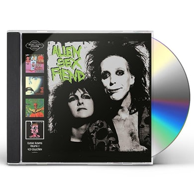 Alien Sex Fiend CLASSIC ALBUMS VOL 2 CD