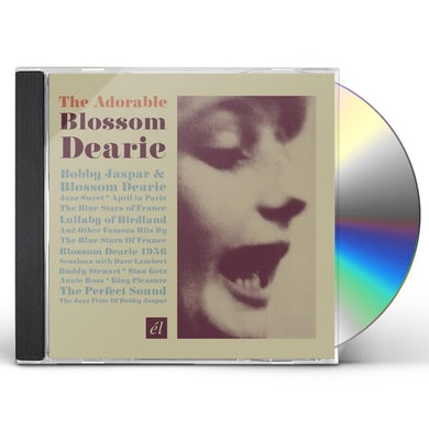 ADORABLE BLOSSOM DEARIE CD