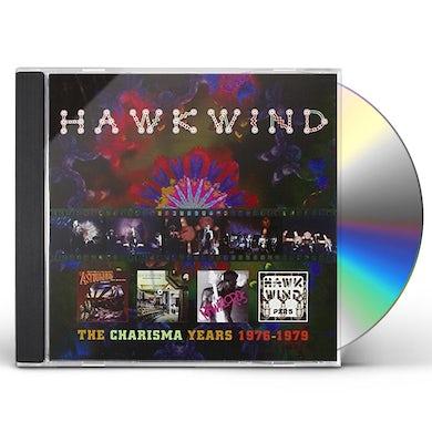 Hawkwind CHARISMA YEARS: 1976-1979 CD