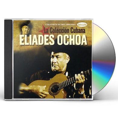 Eliades Ochoa COLECCION CUBANA CD