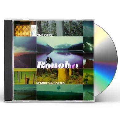 Bonobo ONE OFF REMIXES & B- SIDES CD
