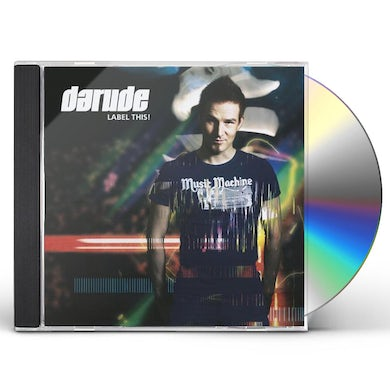 Darude LABEL THIS!-SPECIAL EDITION CD
