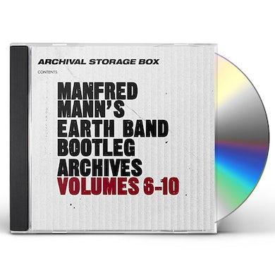 Manfred Mann BOOTLEG ARCHIVES 6-10 CD