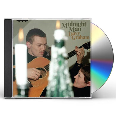 Davy Graham MIDNIGHT MAN CD