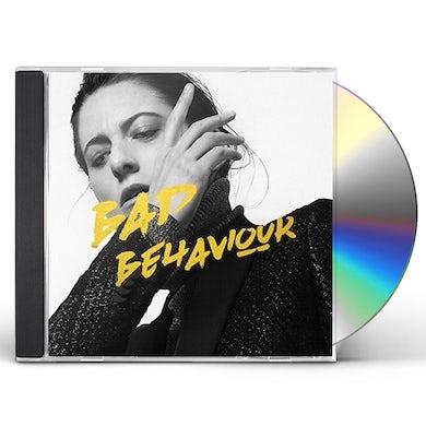 Kat Frankie BAD BEHAVIOUR CD