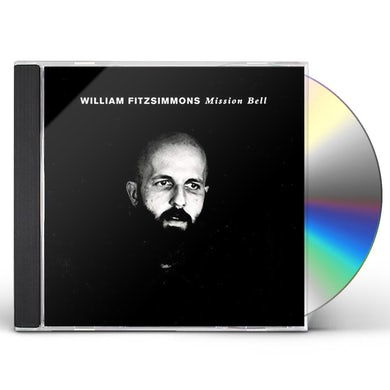 William Fitzsimmons MISSION BELL CD
