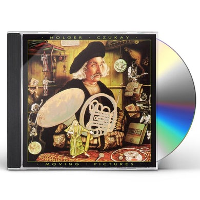 Holger Czukay MOVING PICTURES CD