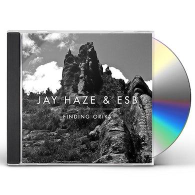 Jay Haze & ESB FINDING ORIYA CD