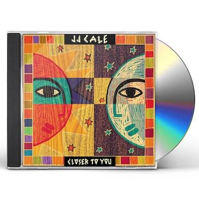 J.J. Cale CLOSER TO YOU CD