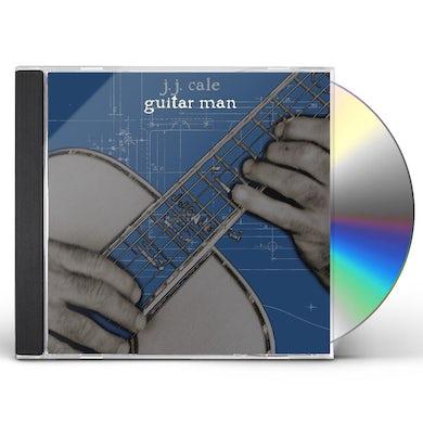 J.J. Cale GUITAR MAN CD
