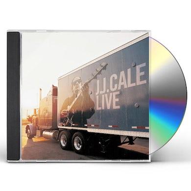 J.J. Cale LIVE CD