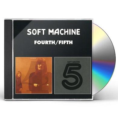 Soft Machine 4TH & 5TH CD