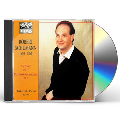 Schumann FANTASIE 17 DAVIDSBUNDLERTANZE 6 CD