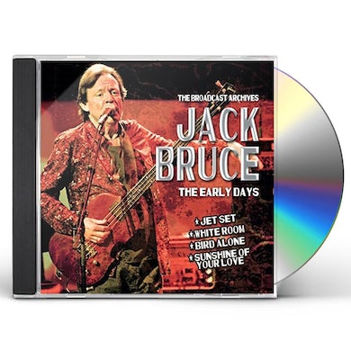 Jack Bruce EARLY DAYS CD