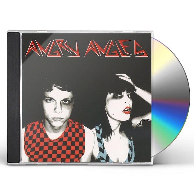 Angry Angles CD