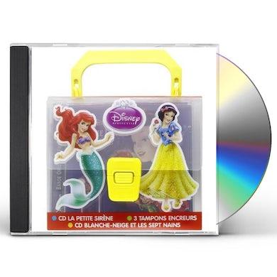 VALISETTE PRINCESSES DISNEY/SNOW WHITE & THE SEVEN CD