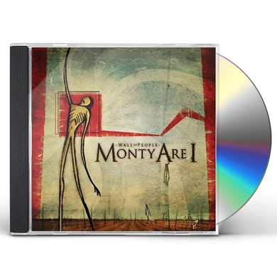 Monty Are I WALL OF PEOPLE CD