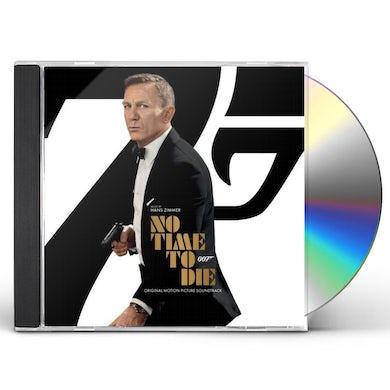Hans Zimmer NO TIME TO DIE / Original Soundtrack CD