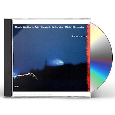 Marcin Wasilewski JANUARY CD