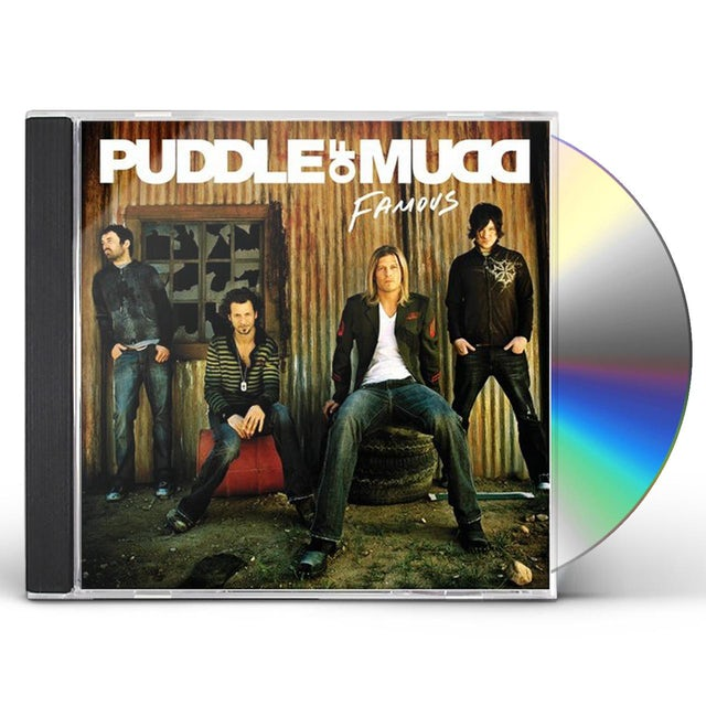 Puddle Of Mudd FAMOUS CD