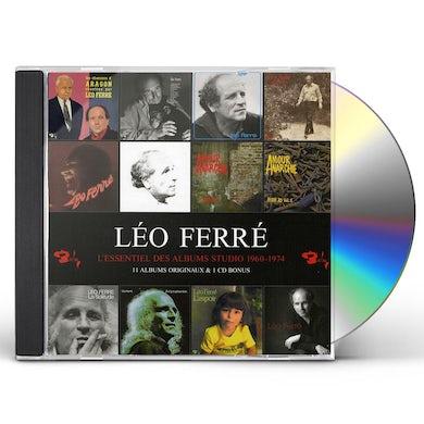 Leo Ferre ESSENTIEL FERRE 1960 - 1974 CD