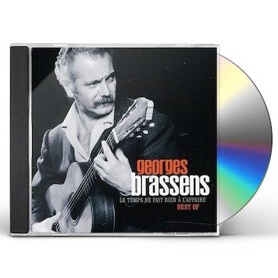 Georges Brassens BEST OF BRASSENS 2011 CD