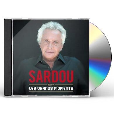 Michel sardou LES GRANDS MOMENTS: BEST OF CD