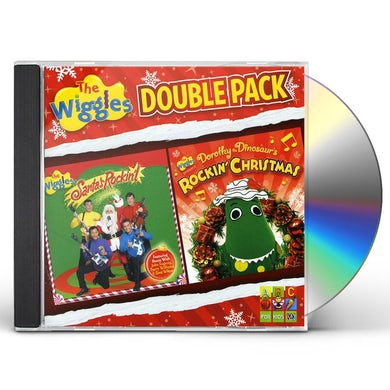 Wiggles SANTA'S/DOROTHY'S ROCK CD