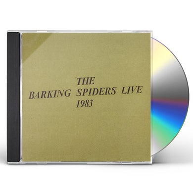Cold Chisel BARKING SPIDERS LIVE 1993 CD