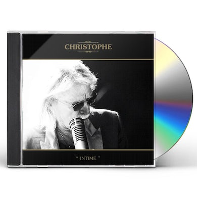 Christophe INTIME CD