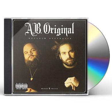 A.B. Original RECLAIM AUSTRALIA CD