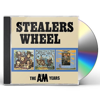 Stealers Wheel A&M YEARS CD
