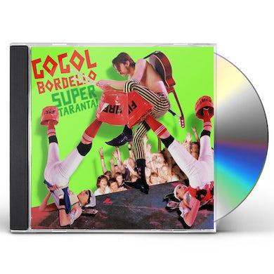 Gogol Bordello SUPER TARANTA CD