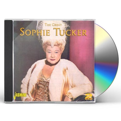 GREAT SOPHIE TUCKER CD