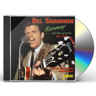 Del Shannon RUNAWAY & OTHER GREAT HITS CD