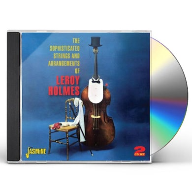 Leroy Holmes SOPHISTICATED STRING ARRANGEMENTS CD