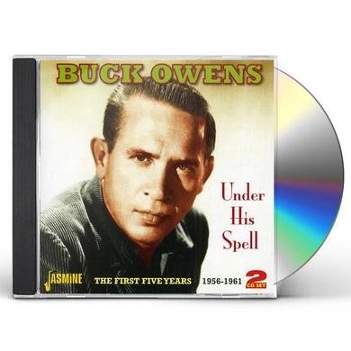 Buck Owens UNDER HIS SPELL CD