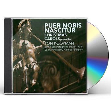 Ton Koopman PUER NOBIS NASCITUR CD