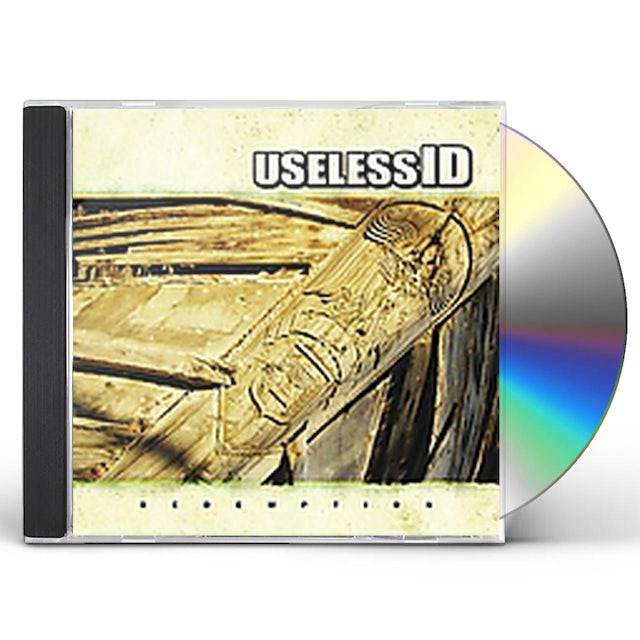 Useless Id REDEMPTION CD