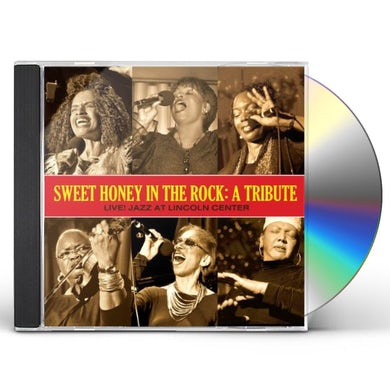 Sweet Honey In the Rock TRIBUTE: LIVE JAZZ AT LINCOLN CENTER CD