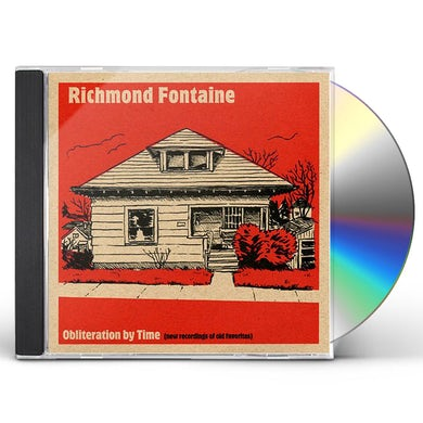 Richmond Fontaine OBLITERATION BY TIME CD