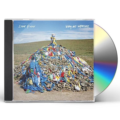 Steve Gunn WAY OUT WEATHER CD