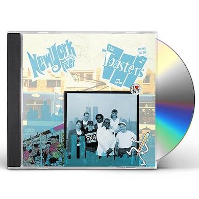 The Toasters NEW YORK FEVER CD
